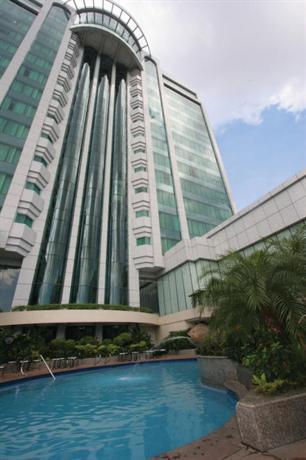 Pan Pacific Manila - dream vacation