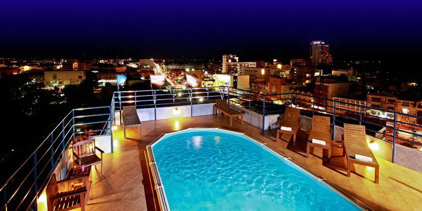 Citin Loft Hua Hin Hotel - dream vacation
