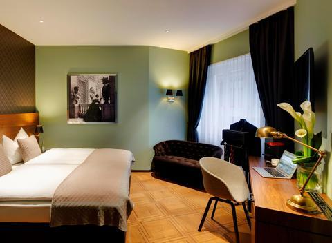 City Partner Hotel City Zurich - Zurich -