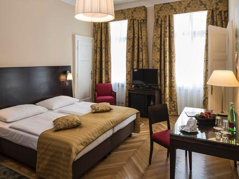 Four Star Hotels in Vienna: Austria Trend Hotel Astoria