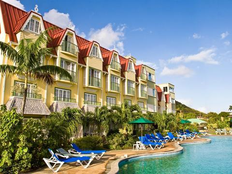 Coco Palm Hotel Gros Islet - dream vacation