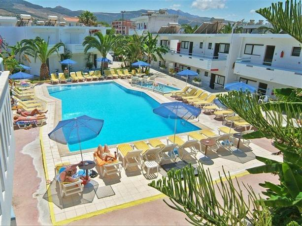 Yiannis apartaments - dream vacation