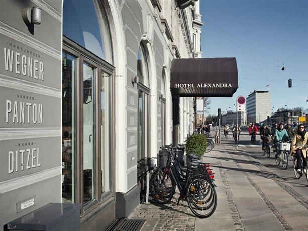 Alexandra Hotel Copenhagen - dream vacation