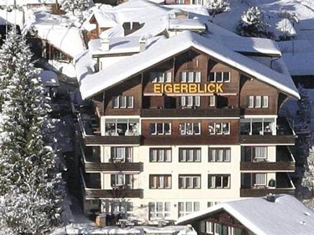Hotel Eigerblick - dream vacation