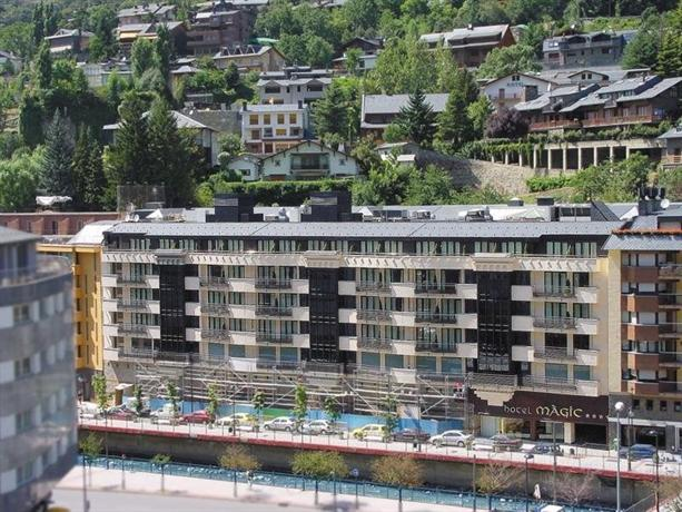 Magic Andorra Hotel - dream vacation