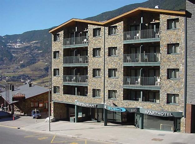 Shusski Aparthotel Encamp - dream vacation