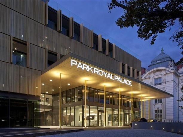 Austria Trend Hotel Park Royal Palace Vienna - dream vacation