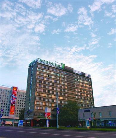 Hotel Yubileiny - dream vacation