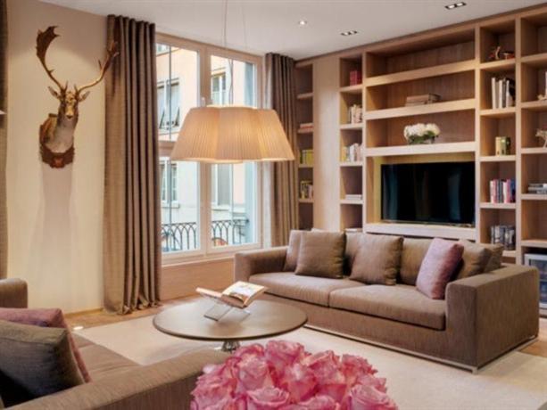 Hotel Wellenberg - Zurich -