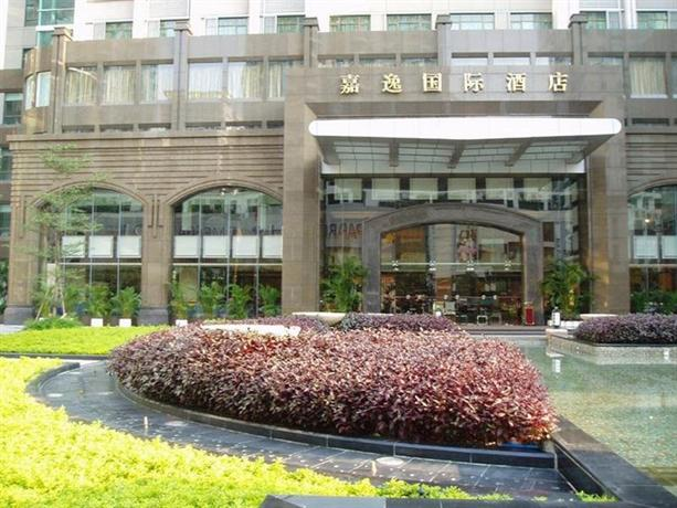 Guangzhou Grand International Hotel - dream vacation
