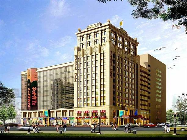 President Hotel Guangzhou - dream vacation