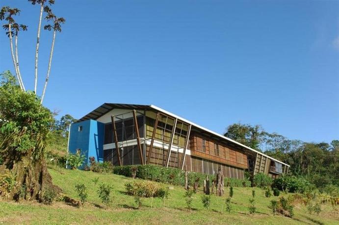 Celeste Mountain Lodge Nuevo Arenal - dream vacation