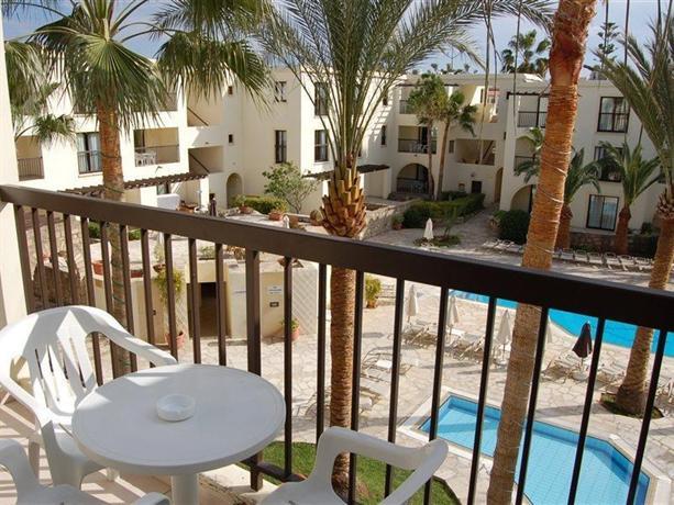 Panareti Paphos Resort Резорт Панарети Пафос