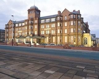 Savoy Hotel Blackpool - dream vacation