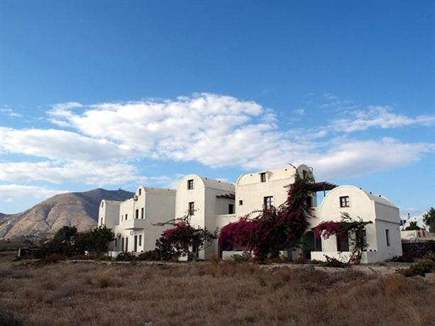 Anna Apartments Monolithos - dream vacation