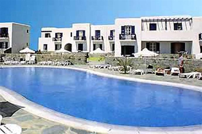 Sunrise Beach Hotel Agrari - dream vacation