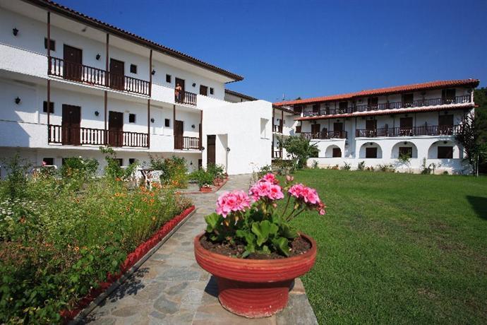 Golden Beach Hotel Koukounaries - dream vacation