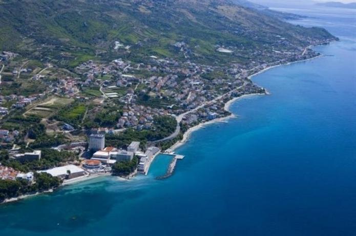 Hotel Gala Split Podstrana - dream vacation