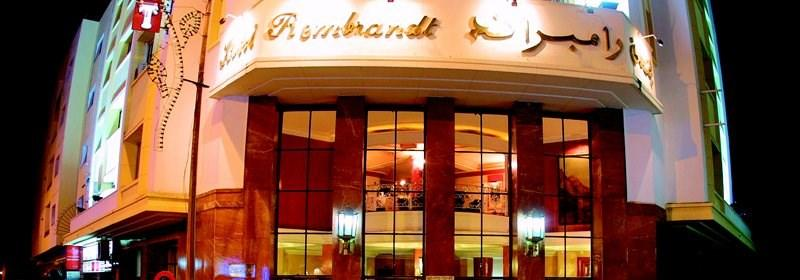 Rembrandt Hotel Tangier - dream vacation
