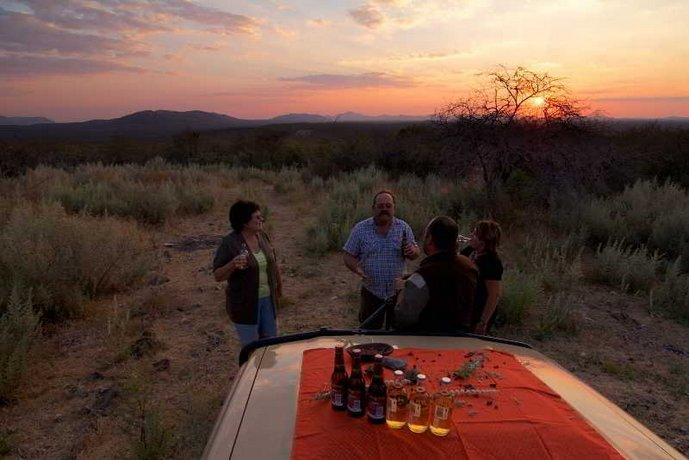 Ohange Safari Lodge - dream vacation