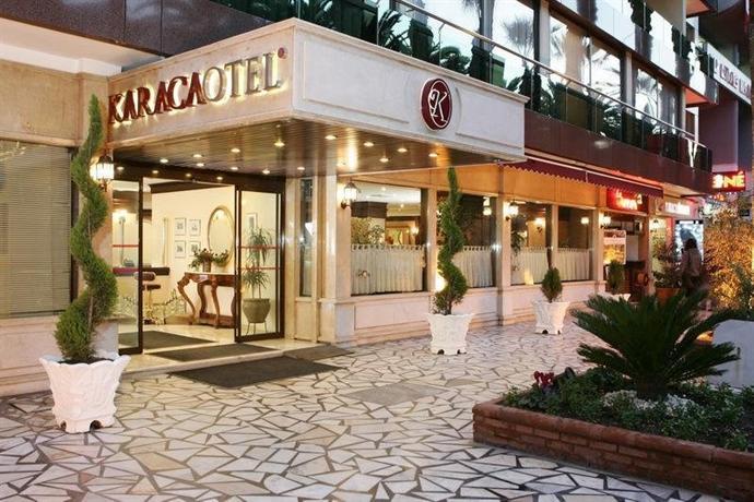 Karaca Hotel Izmir - dream vacation
