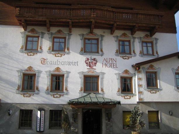 Alpinhotel Traubenwirt Birgitz - dream vacation