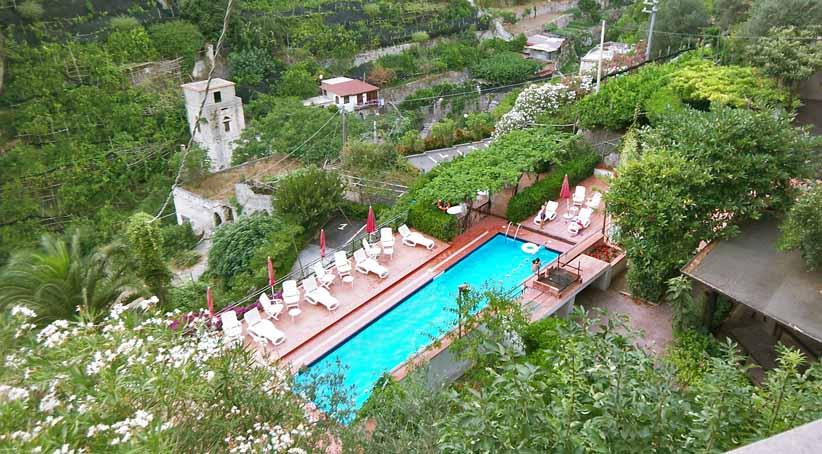 Ciclamino Atrani Amalfi Coast - dream vacation