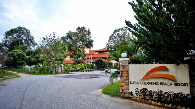 Suria Cherating Beach Resort - dream vacation
