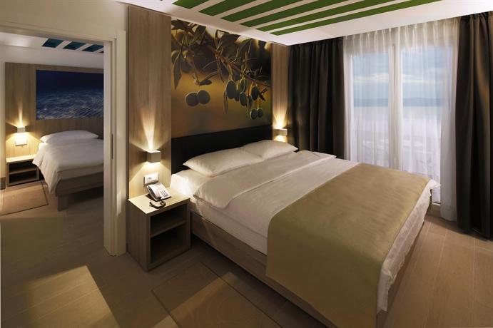Hotel Mediteran Podgora - dream vacation