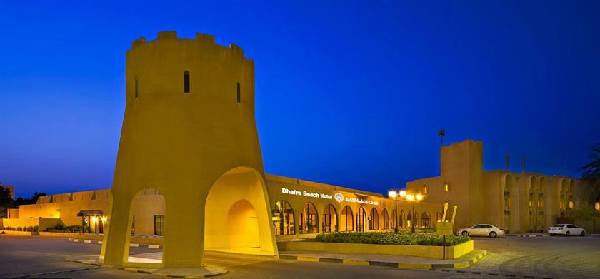 Dhafra Beach Hotel Images