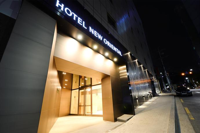 Hotel New Oriental Myeongdong - dream vacation