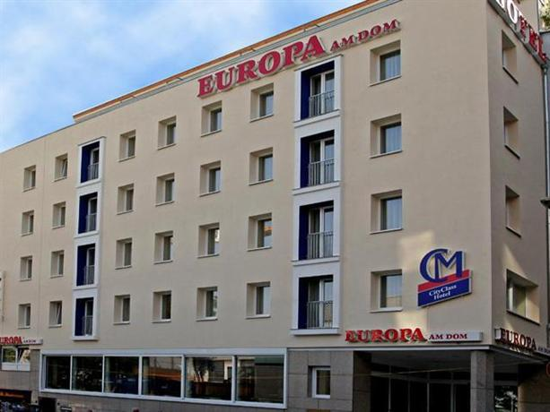 CityClass Hotel Europa am Dom - dream vacation