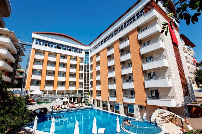 Alaiye Kleopatra Hotel - dream vacation