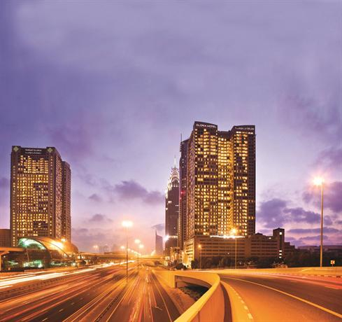 Gloria Hotel Dubai - dream vacation