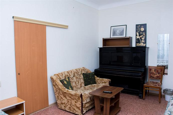 Voyazh Guest House - dream vacation