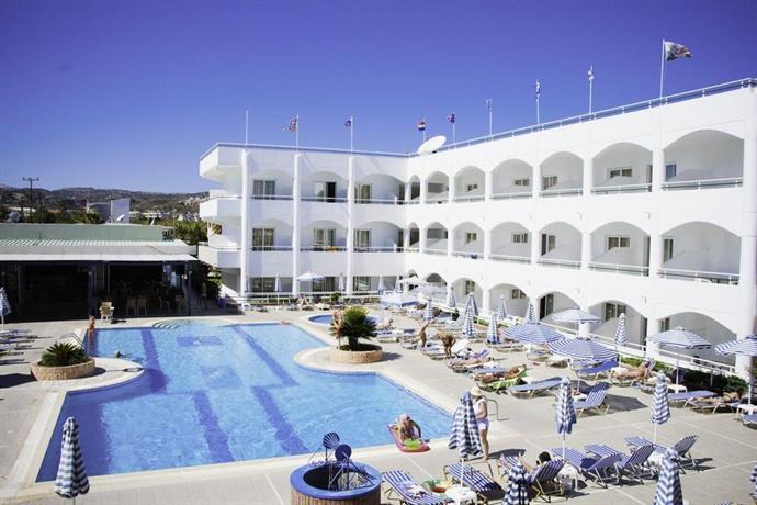 Orion Hotel Faliraki - dream vacation