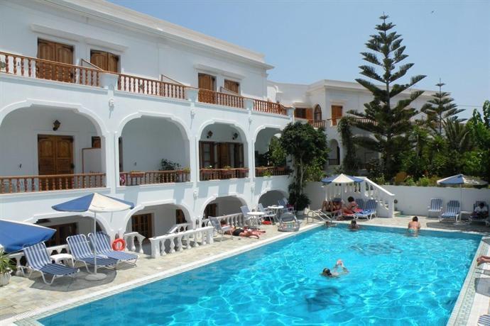Armonia Hotel Kamari - dream vacation