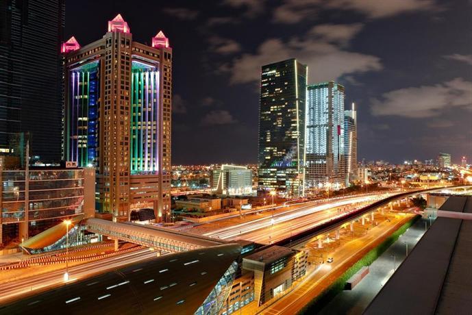 Fairmont Dubai Images
