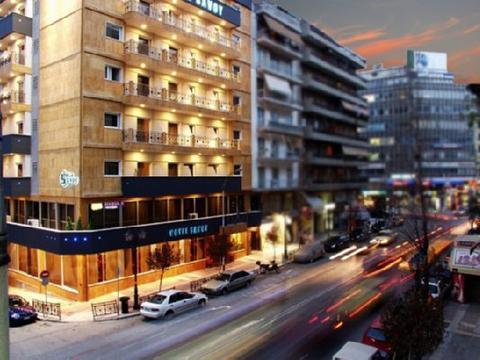 Savoy Hotel Athens