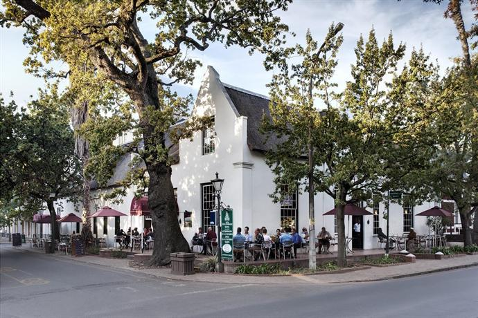 Stellenbosch Hotel - dream vacation