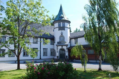 Baardshaug Herregaard - Orkanger -