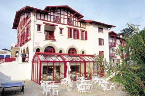 Orhoitza Hotel Hendaye - dream vacation