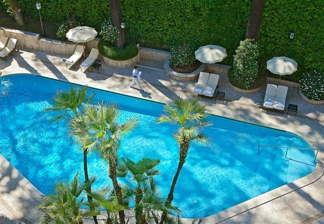 Aldrovandi Villa Borghese - The Leading Hotels of the World - dream vacation