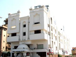 Hotel Rajputana Palace