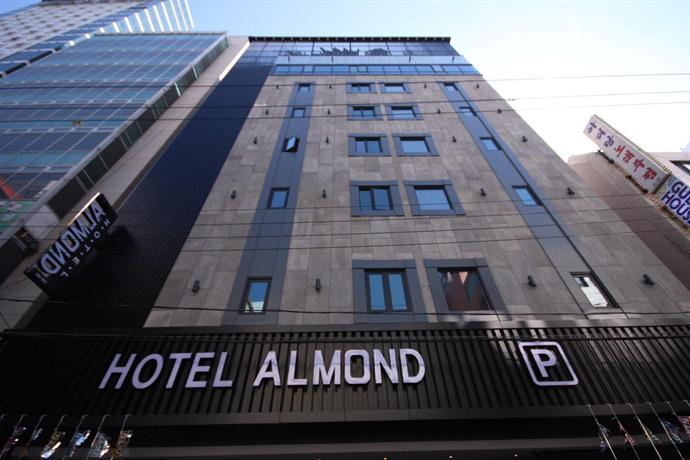 Hotel Almond Busan Station - dream vacation