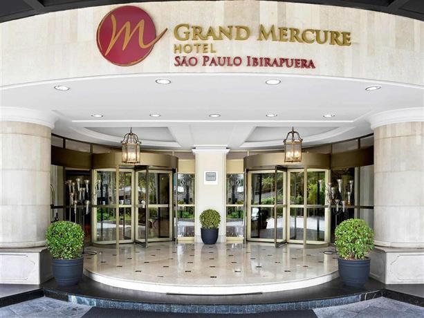 Grand Mercure SP Ibirapuera - Sao Paulo -