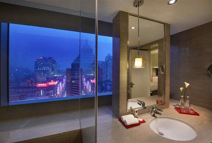 Sofitel Shanghai Hyland - dream vacation