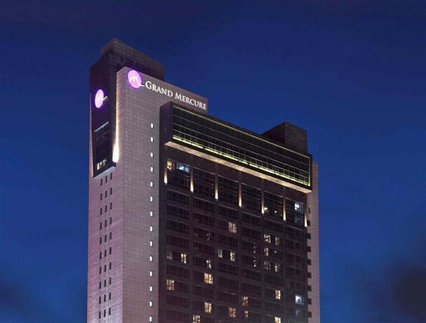 Pullman Shanghai Jing\'an Hotel - dream vacation