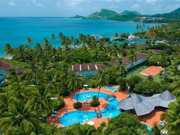 Sandals Halcyon Beach St Lucia - dream vacation