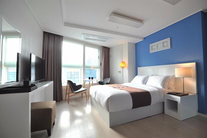 Hotel The Mark Haeundae - dream vacation